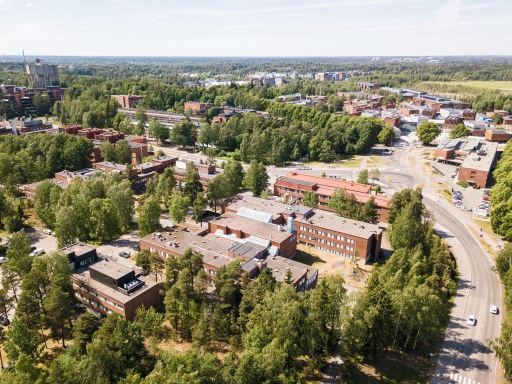 Senaatti 20180618 Metallimiehenkuja 10, Espoo