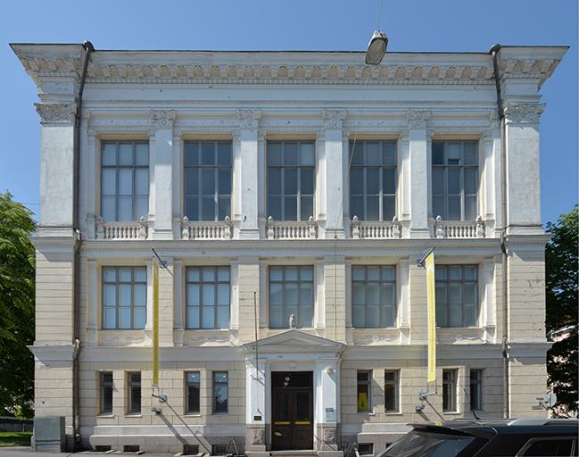 Suomen arkkitehtuurimuseon julkisivu