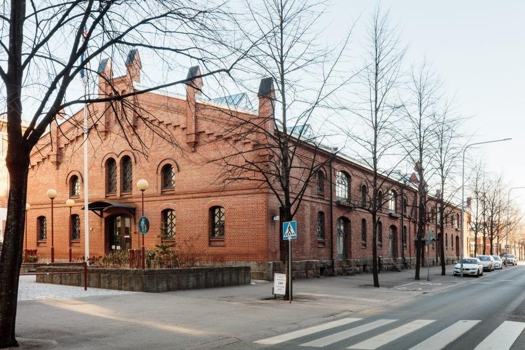 Senaatti 20200228 Kanavakatu 3, Helsinki